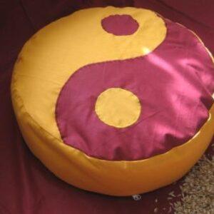 Yin Yang Meditationskissen