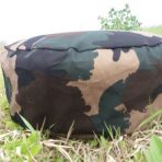 Camo Farbe/Camouflage, Hobby Sitzkissen für Männer, Fünferpack