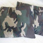Camo Farbe/Camouflage Schlafkissen für Männer
