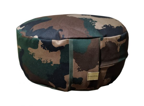 Camouflage Sitzkissen